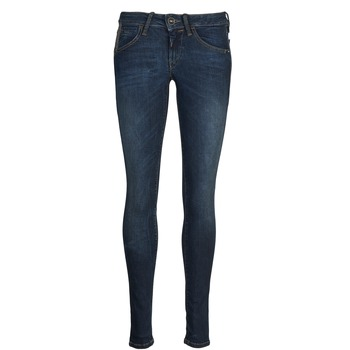 textil Dame Smalle jeans Fornarina EVA 78 Blå