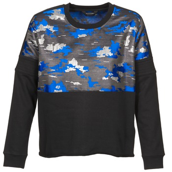 textil Dame Sweatshirts Eleven Paris FORTEX Sort / Blå