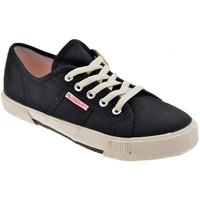 Sko Dame Lave sneakers Lumberjack  Sort