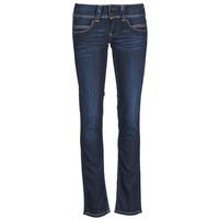 textil Dame Lige jeans Pepe jeans VENUS Blå / H06