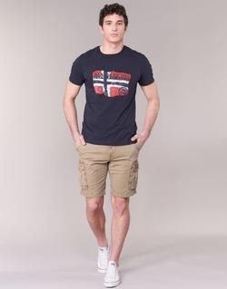 textil Herre Shorts Napapijri NON BEIGE
