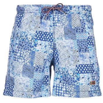 textil Herre Badebukser / Badeshorts Napapijri VAIL Blå