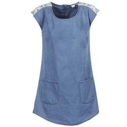 textil Dame Korte kjoler Roxy AFTERSURFING Blå