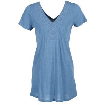 textil Dame Korte kjoler Roxy DUSTIN Blå
