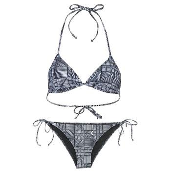 textil Dame Bikini Roxy DOLTY Sort / Hvid