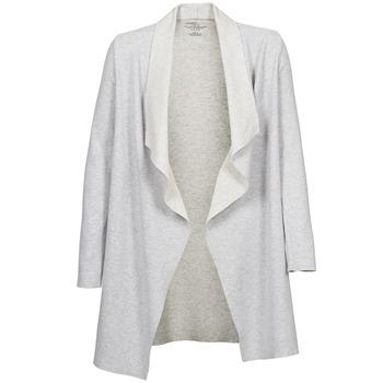 textil Dame Veste / Cardigans Majestic 2002 Beige