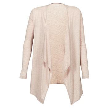 textil Dame Veste / Cardigans Majestic 518 Beige