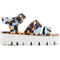 Sko Dame Sandaler Msgm 2042MDS62 014 multicolore