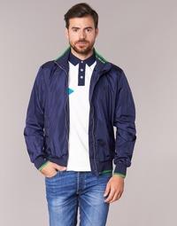 textil Herre Jakker U.S Polo Assn. SHARK Marineblå