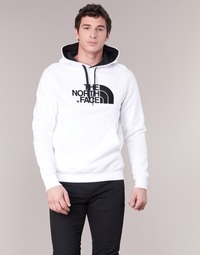 textil Herre Sweatshirts The North Face DREW PEAK PULLOVER HOODIE Hvid