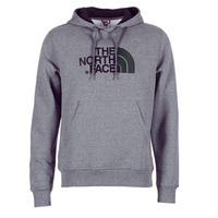 textil Herre Sweatshirts The North Face DREW PEAK PULLOVER HOODIE Grå