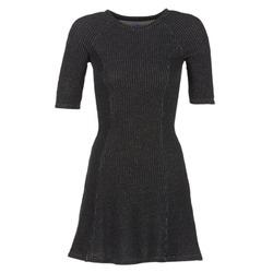 textil Dame Korte kjoler Loreak Mendian ZENIT Sort