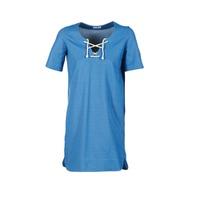 textil Dame Korte kjoler Loreak Mendian TXANGAI Blå