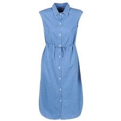 textil Dame Lange kjoler Loreak Mendian BAT ARKANSAS Blå