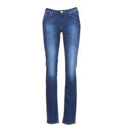 textil Dame Lige jeans Lee MARION STRAIGHT Blå / Medium