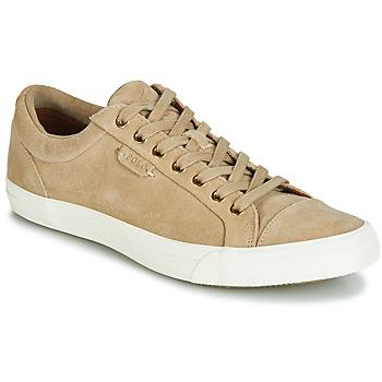 Sko Herre Lave sneakers Ralph Lauren GEFFREY KAMEL