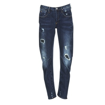textil Dame Jeans - boyfriend G-Star Raw ARC 3D LOW BOYFRIEND Blå
