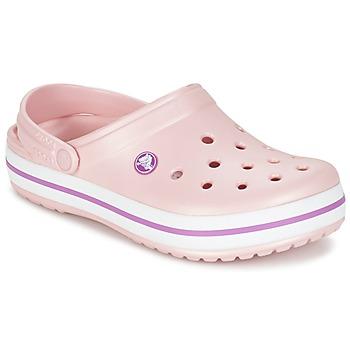 Sko Dame Træsko Crocs CROCBAND Pink
