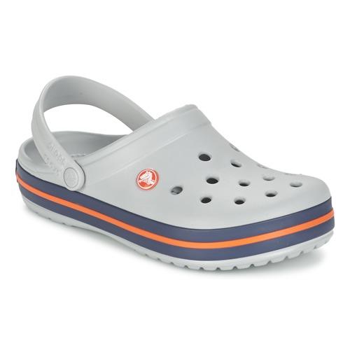 Sko Træsko Crocs CROCBAND Grå