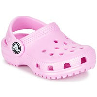 Sko Pige Træsko Crocs Classic Clog Kids Pink