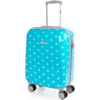 Tasker Hardcase kufferter Skpat Topos (Topos) Turkis