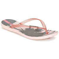 Sko Dame Flip flops Ipanema WAVE TROPICAL Pink