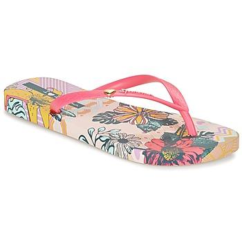 Sko Dame Flip flops Ipanema I LOVE TRIBAL Pink