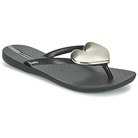 Sko Dame Flip flops Ipanema MAXI FASHION II Sort