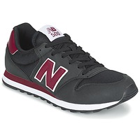 Sko Lave sneakers New Balance GM500 Sort / BORDEAUX