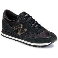 Sko Dame Lave sneakers New Balance CW620 Sort
