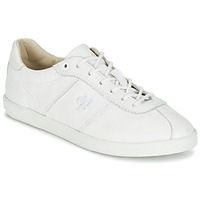 Sko Dame Lave sneakers Marc O'Polo JAPOULIA Hvid