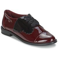 Sko Dame Snøresko F-Troupe Butterfly Shoe Bordeaux