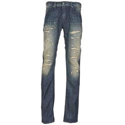 textil Herre Smalle jeans Diesel THAVAR Blå