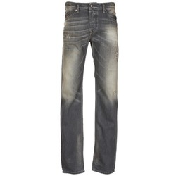 textil Herre Lige jeans Diesel WAYKEE Grå
