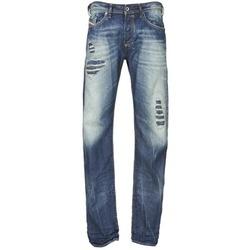 textil Herre Lige jeans Diesel BUSTER Blå