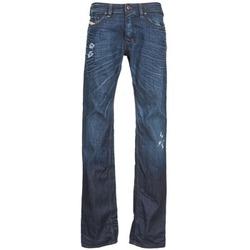 textil Herre Lige jeans Diesel SAFADO Blå