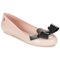Sko Dame Ballerinaer Melissa SPACE LOVE IV Pink / Sort