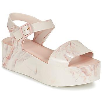 Sko Dame Sandaler Melissa MAR Pink