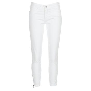 textil Dame Jeans - 3/4 & 7/8 Gaudi PODALI Hvid