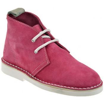 Sko Børn Støvler Lumberjack  Pink
