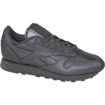 Sko Dame Sneakers Reebok Sport Classic Leather Spirit V69378 Violette