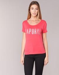 textil Dame T-shirts m. korte ærmer Kaporal NIZA Pink