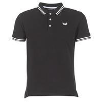 textil Herre Polo-t-shirts m. korte ærmer Kaporal BASOC Sort