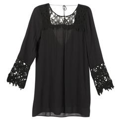 textil Dame Korte kjoler Billabong OPEN HORIZON DRESS Sort