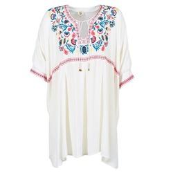 textil Dame Korte kjoler Billabong MYSTIC DRESS BEIGE