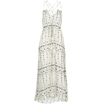 textil Dame Lange kjoler Billabong HAVE SUN BEIGE