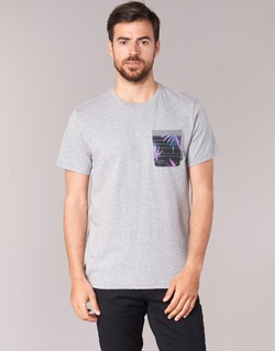 textil Herre T-shirts m. korte ærmer Billabong TRANSMIT TEE Grå