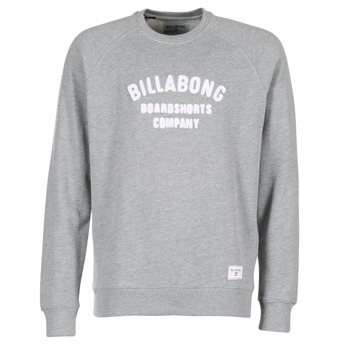 textil Herre Sweatshirts Billabong TROUBLE IN PARADISE CREW Grå