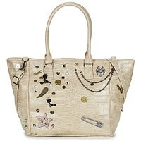 Tasker Dame Shopping Lollipops ZOLA SHOPPER BEIGE