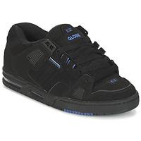 Sko Herre Lave sneakers Globe SABRE Sort / Blå